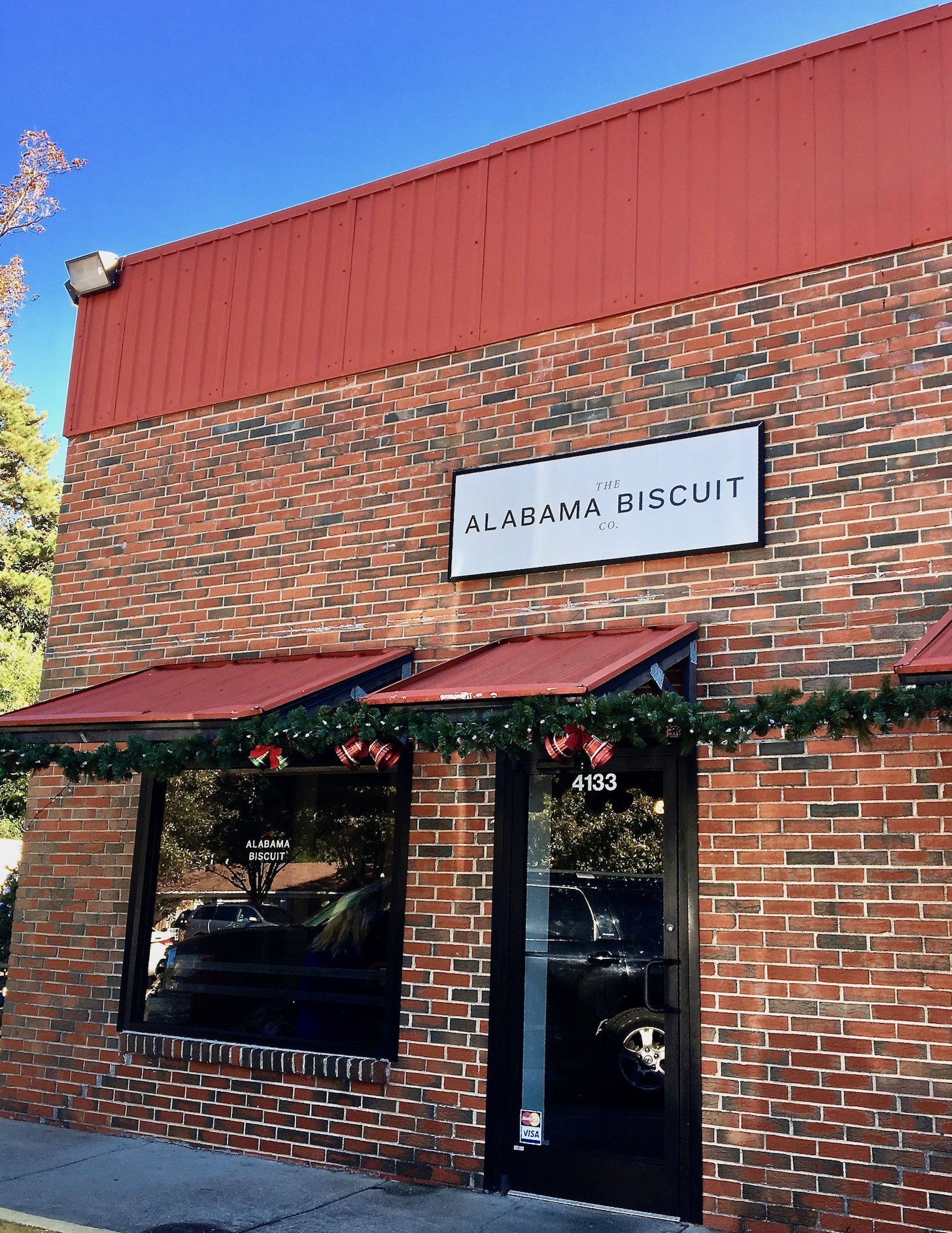 Go visit the Alabama Biscuit Company for the best biscuits in the south. Located in Birmingham, Alabama.