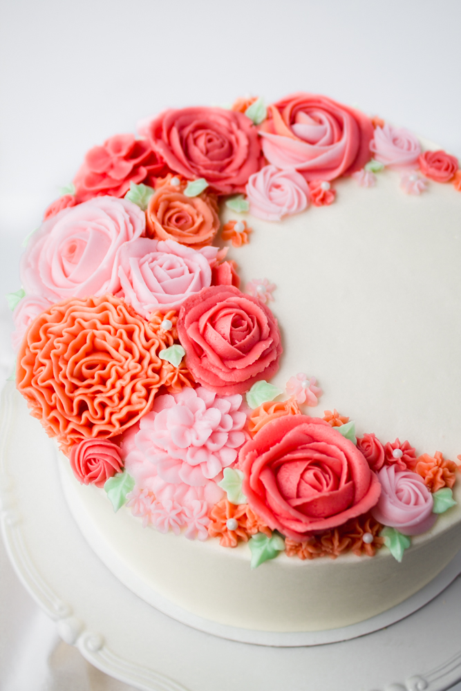 Jennifer Preston Flour and Floral tips to become a Better Baker