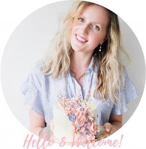 Jennifer Preston Flour & Floral food photographer cake decorator (1)