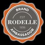 Flour & Floral Rodelle Vanilla Brand Ambassador Badge