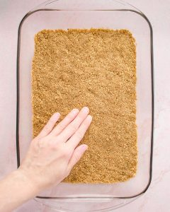 Hello Dolly Bars Coconut Chocolate Graham Crust Pie