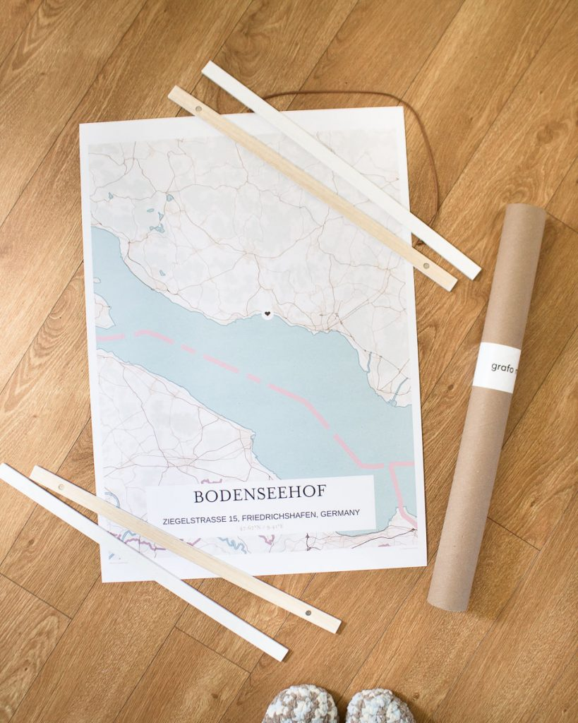 GrafoMap Bodenseehof Bible School Germany map